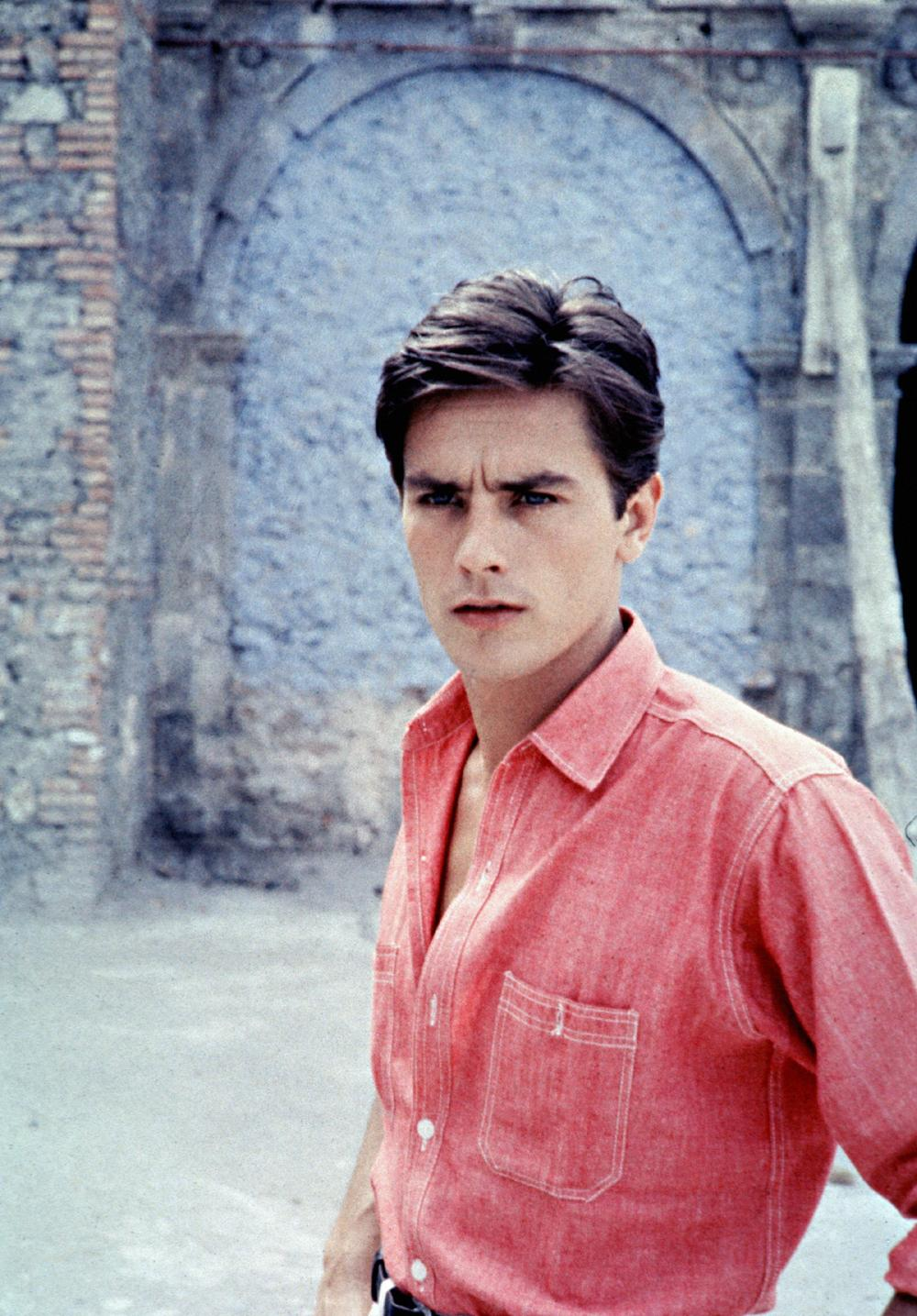 alain delon photos