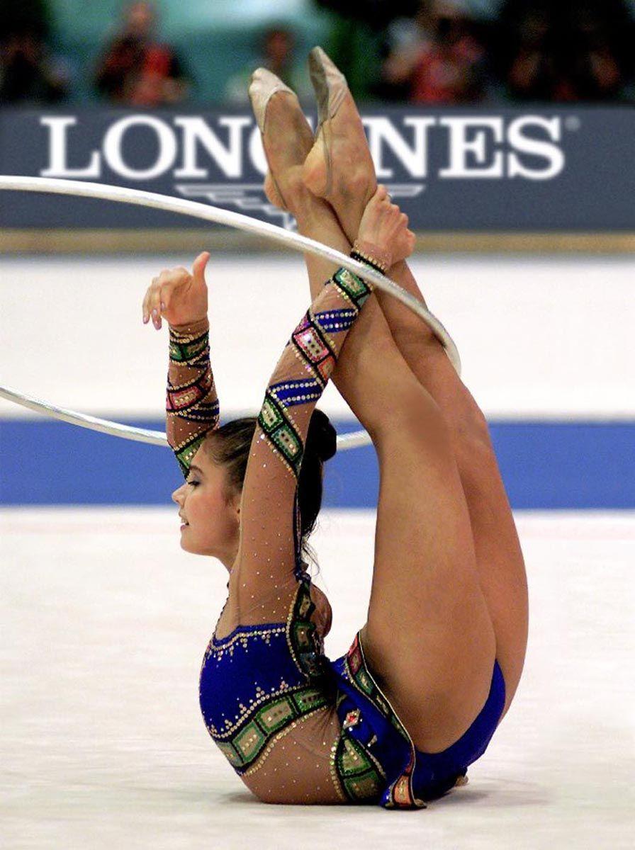 Фото гимнасток с предметом 22 фотография