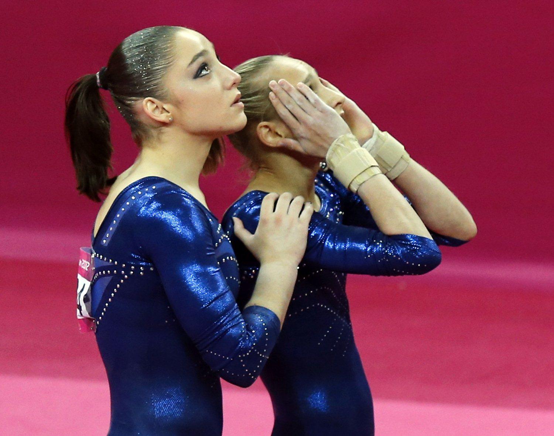 Русские спортсменки фамилия на в 1 фотография