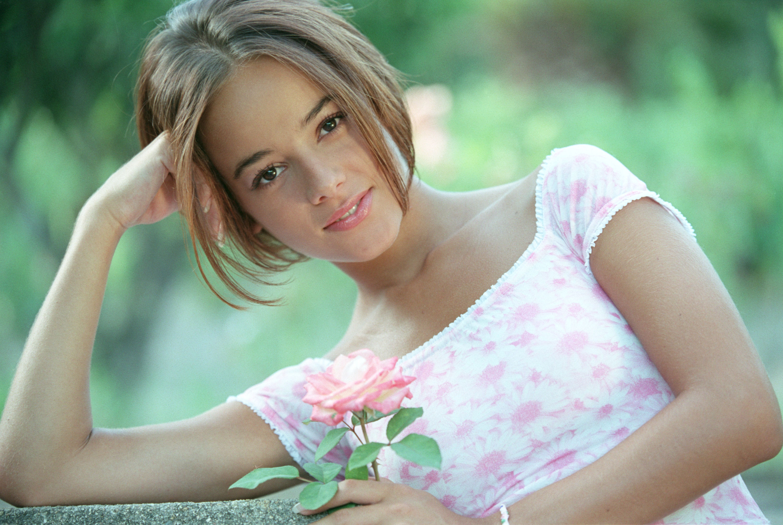 Французский девушки фото 6 фотография