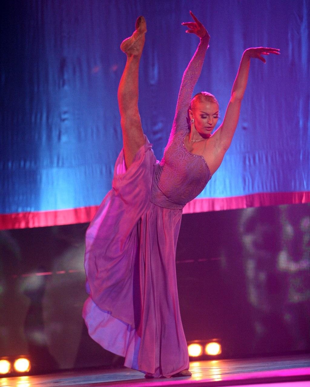 Фото без цензуры балерины