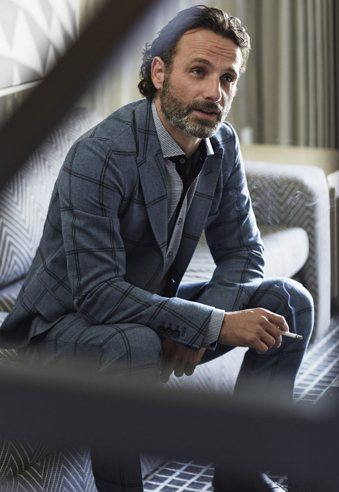 andrew lincoln facebook