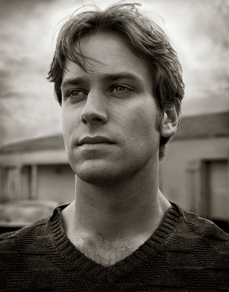 armie hammer height