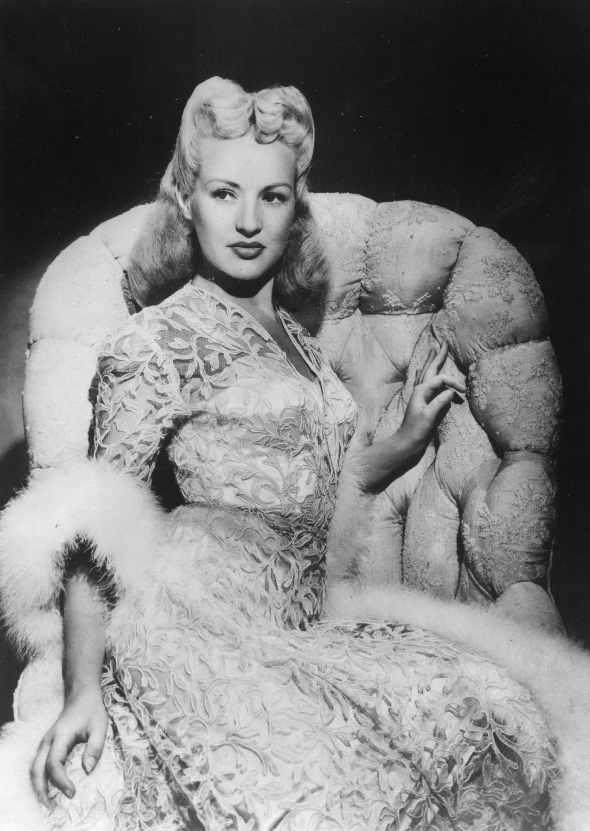 betty grable daughters