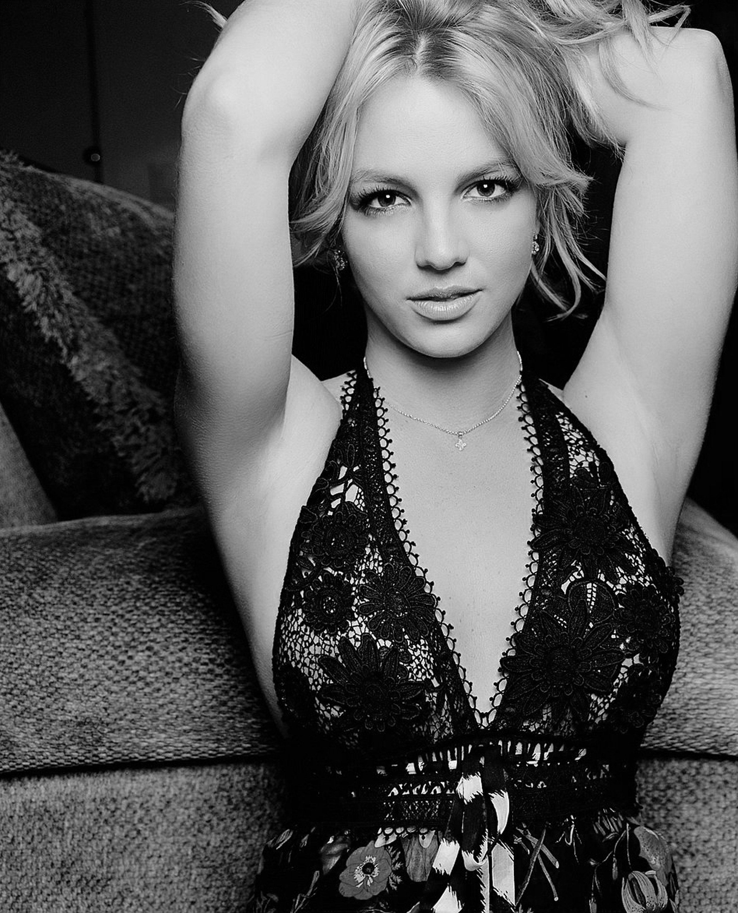 Britney Spears (7 восхитительных фото UHQ) .