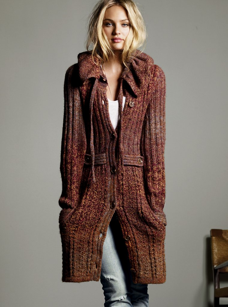 Кэндис Свэйнпол - Candice Swanepoel фото 451737.