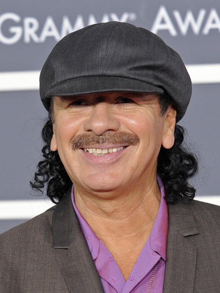 Карлос Сантана (Carlos Santana)