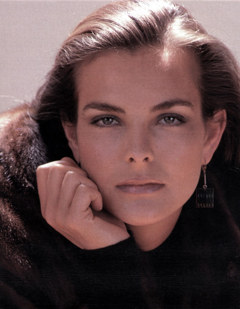 carole bouquet photo