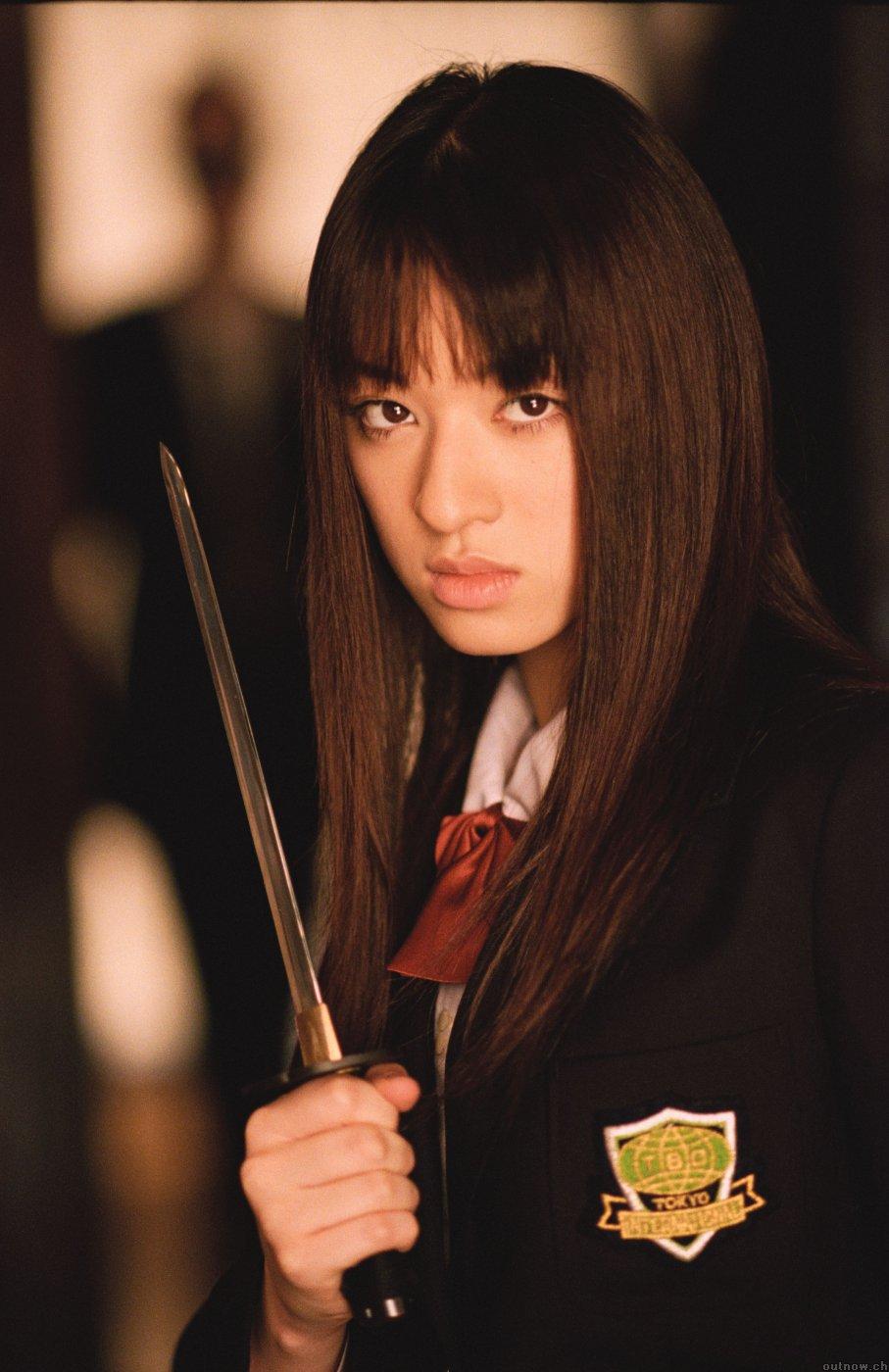 Чиаки Курияма - Chiaki Kuriyama фото №8736