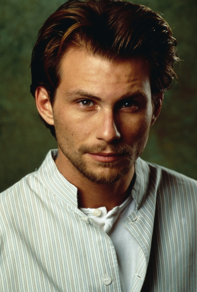 christian slater golden globe
