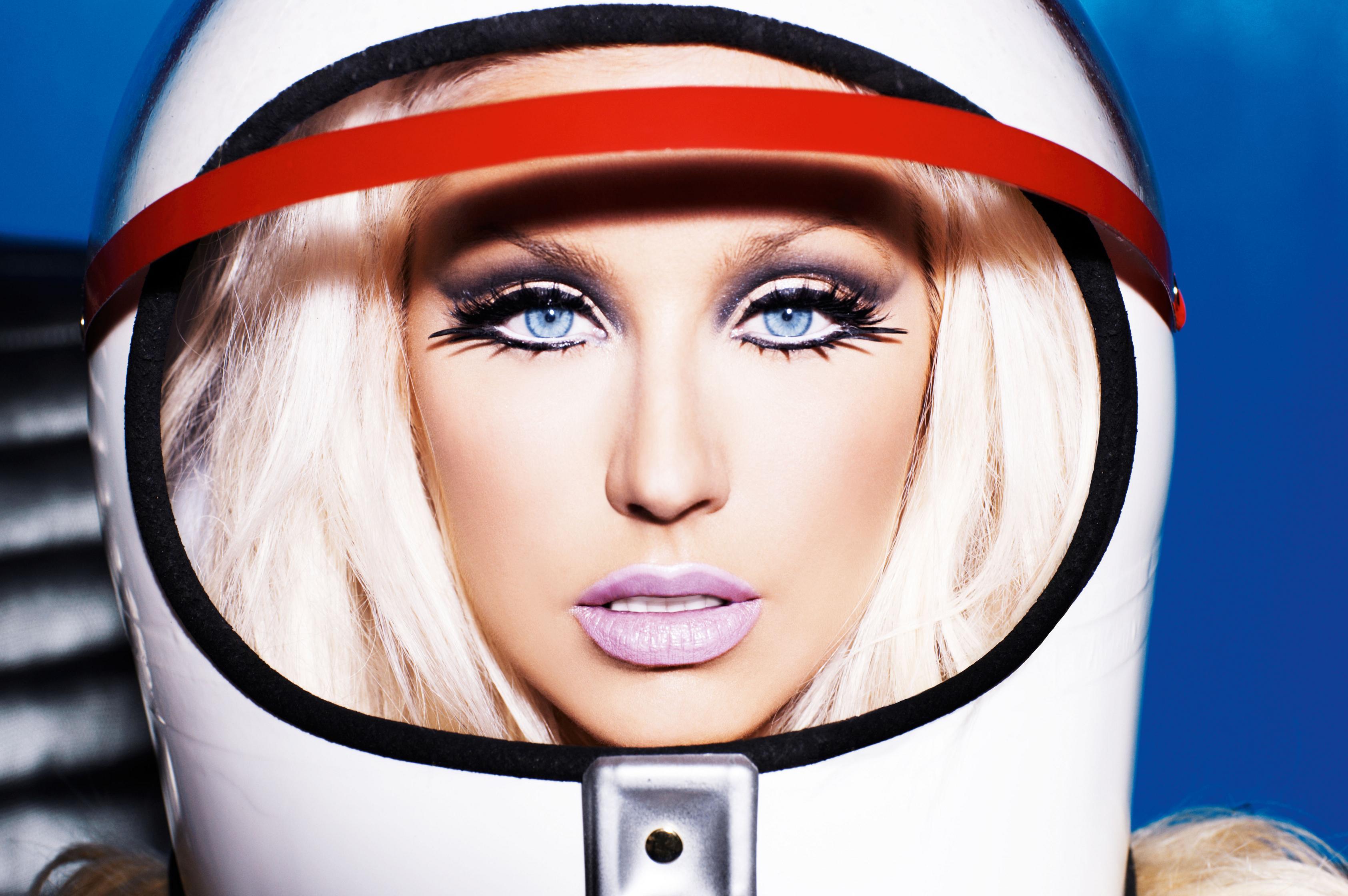 Обои Christina Aguilera ( Кристина Агилера ) Музыка Фото 130769.