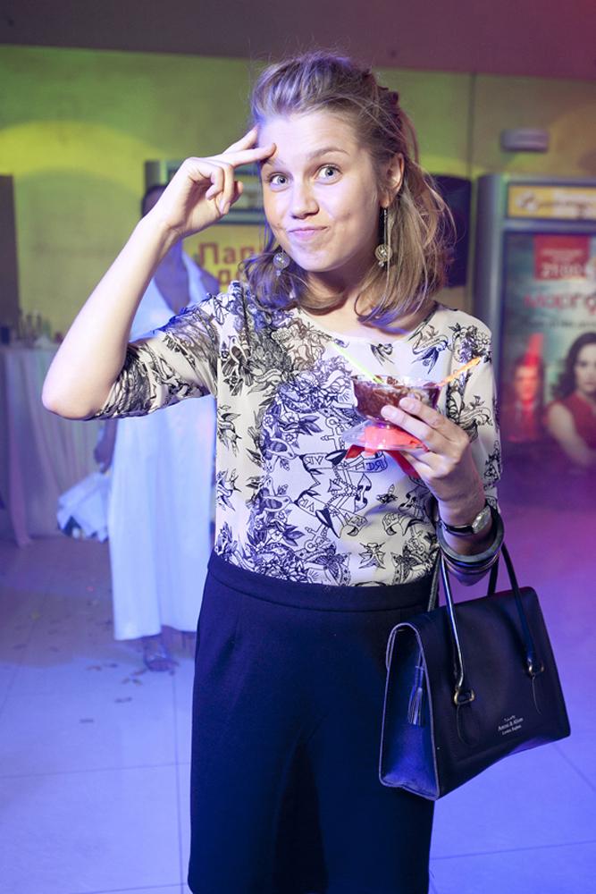 Дарья Мельникова. Фото актрисы Дарьи Мельниковой. Видео