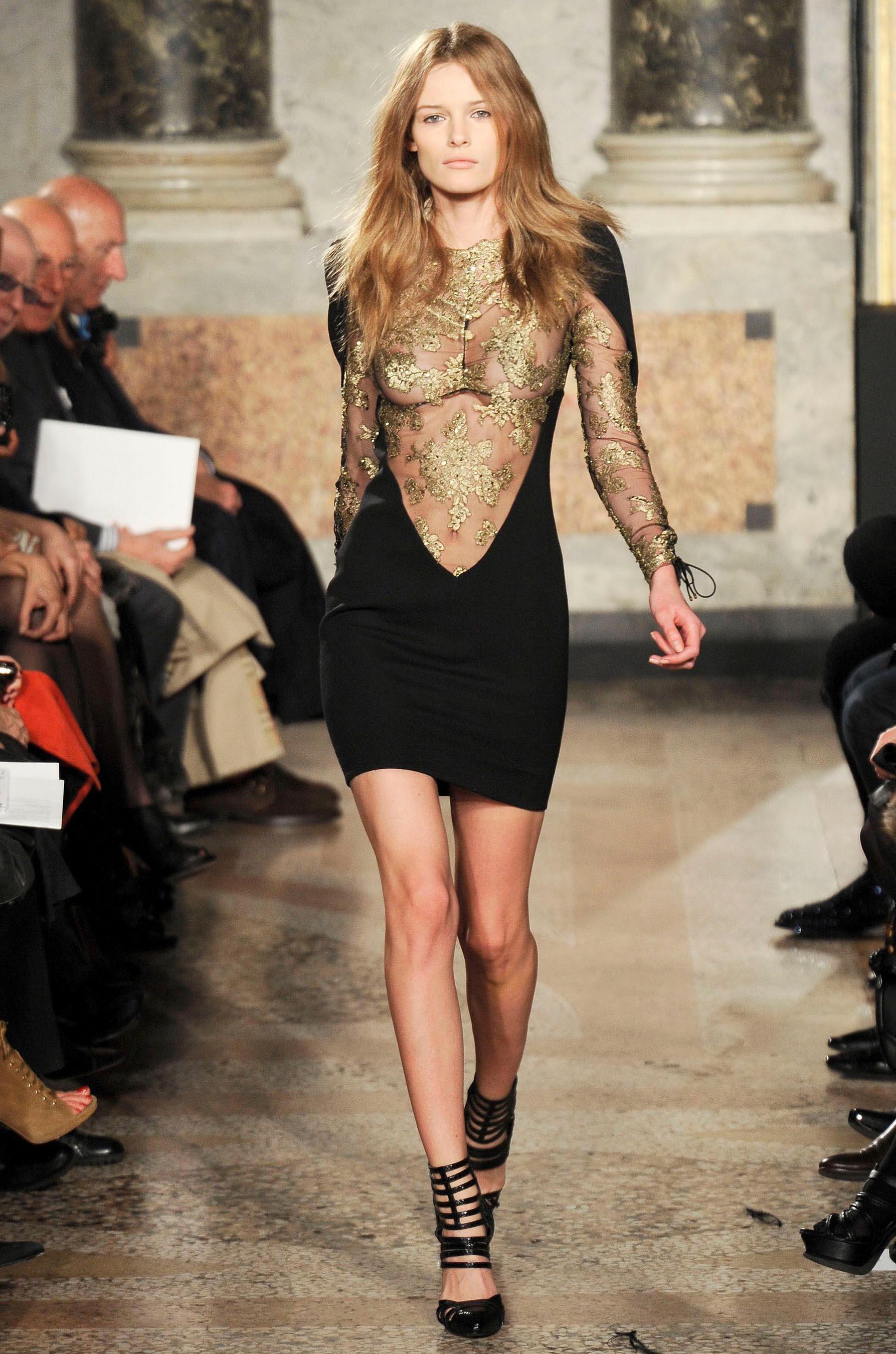 Модные платья осень-зима 2010-2011 Если вы ждете грандиозных изменений в модном сезоне...