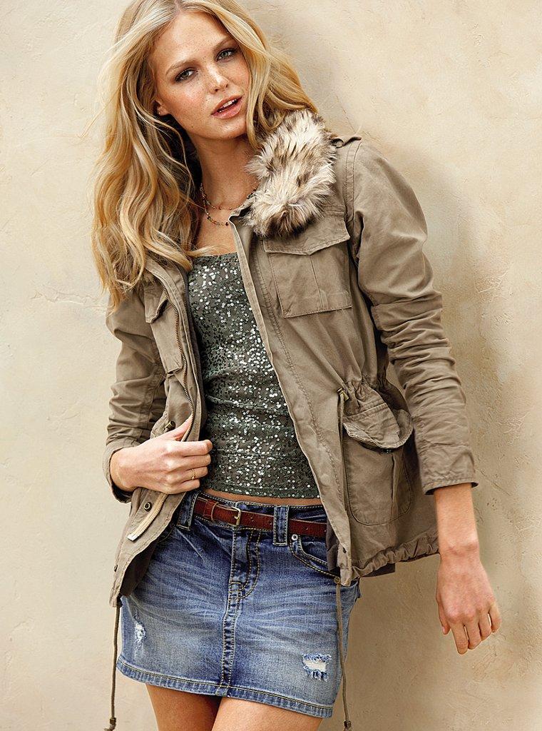 Куртка осення модная