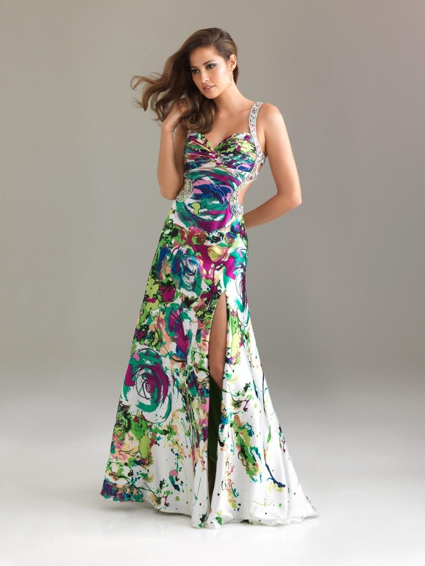 Модные сарафаны и платья 11