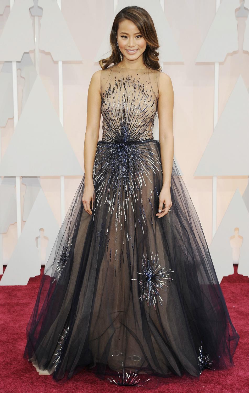 Платья Оскар 2015