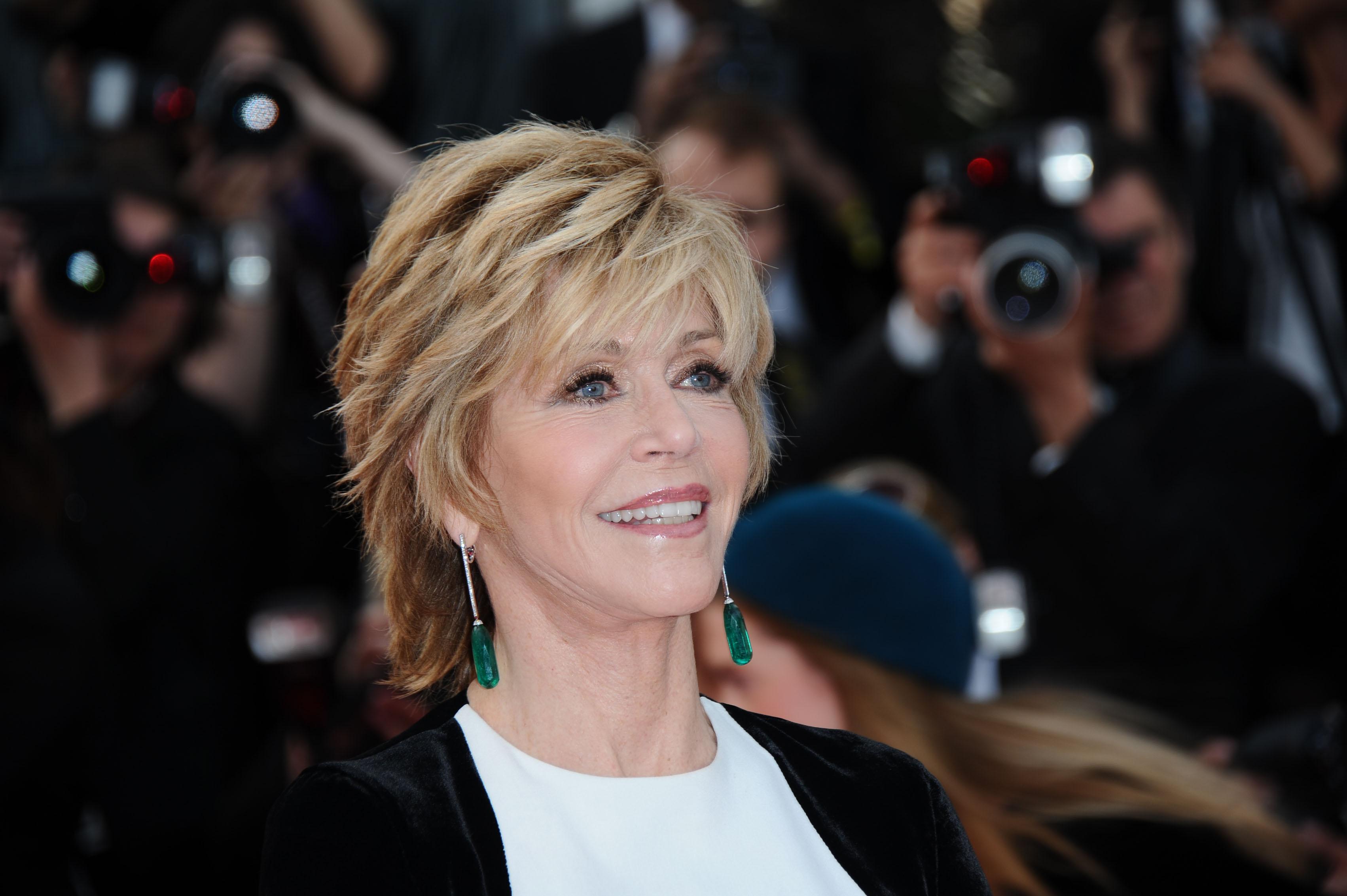 Джэйн Фонда Jane Fonda фото №514114