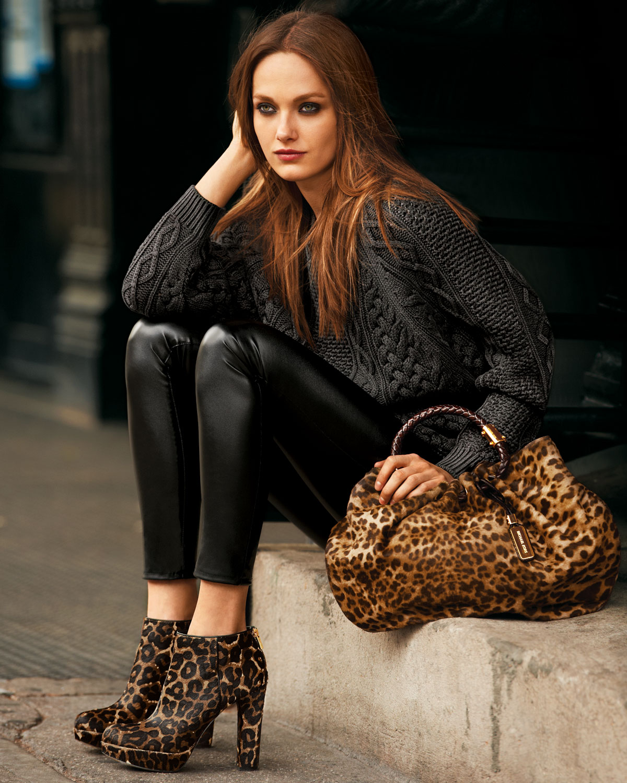 Фото девушек в кожаной одежды 13 фотография