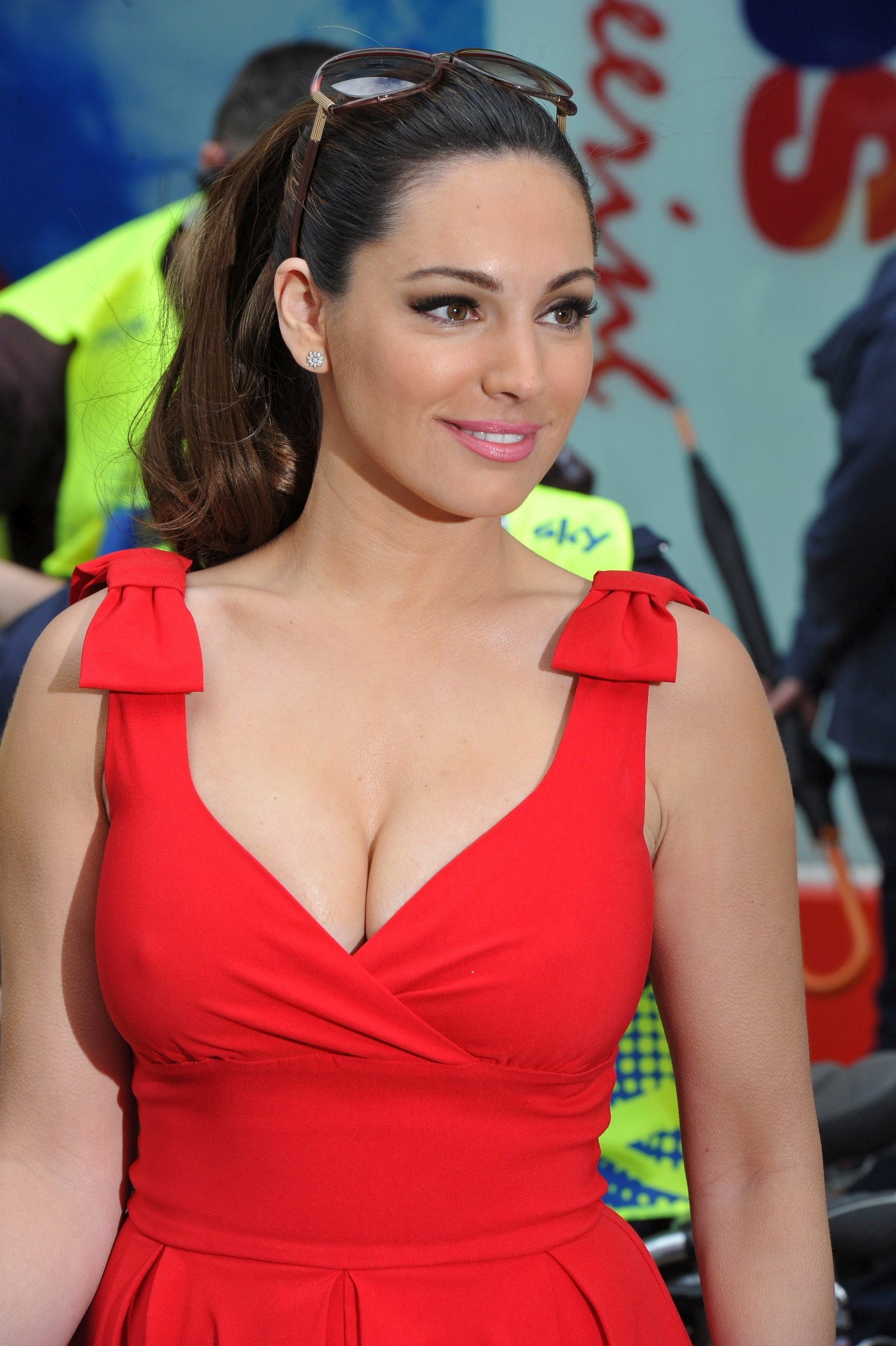 kelly brook home video
