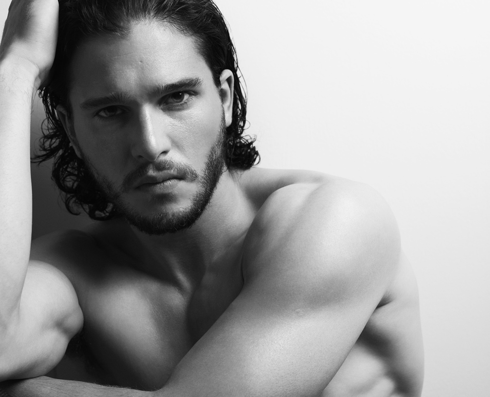 kit harington height
