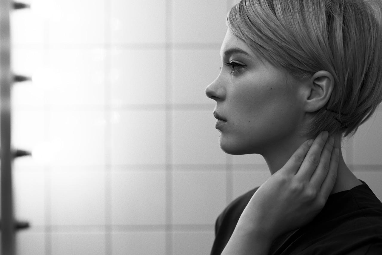 Леа Сейду (Lea Seydoux) фото.