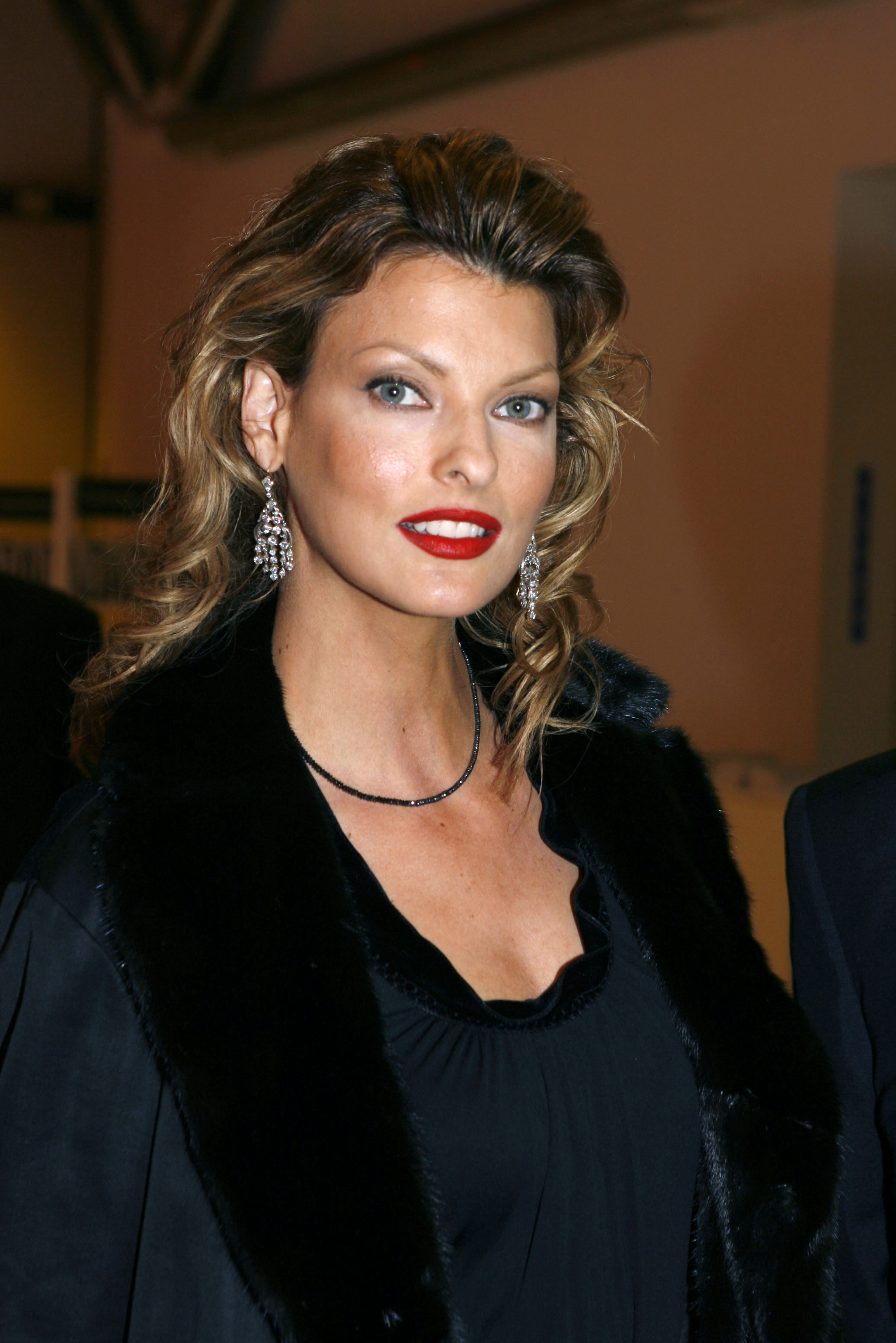 linda evangelista interview