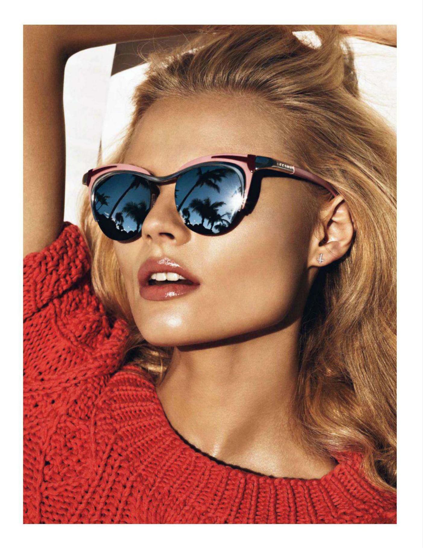 Фото разработанного женского очка 2 фотография