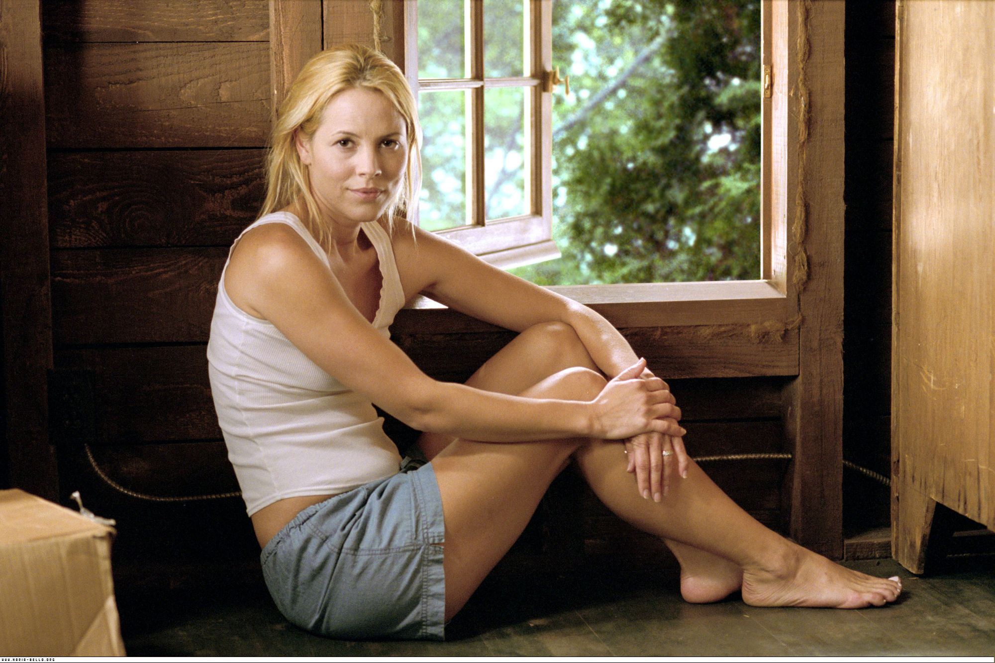 maria bello young