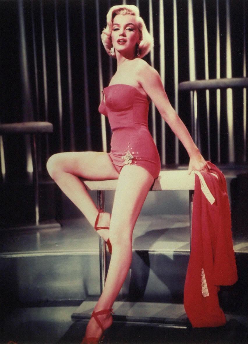 Мэрилин Монро - Marilyn Monroe фото 198650.