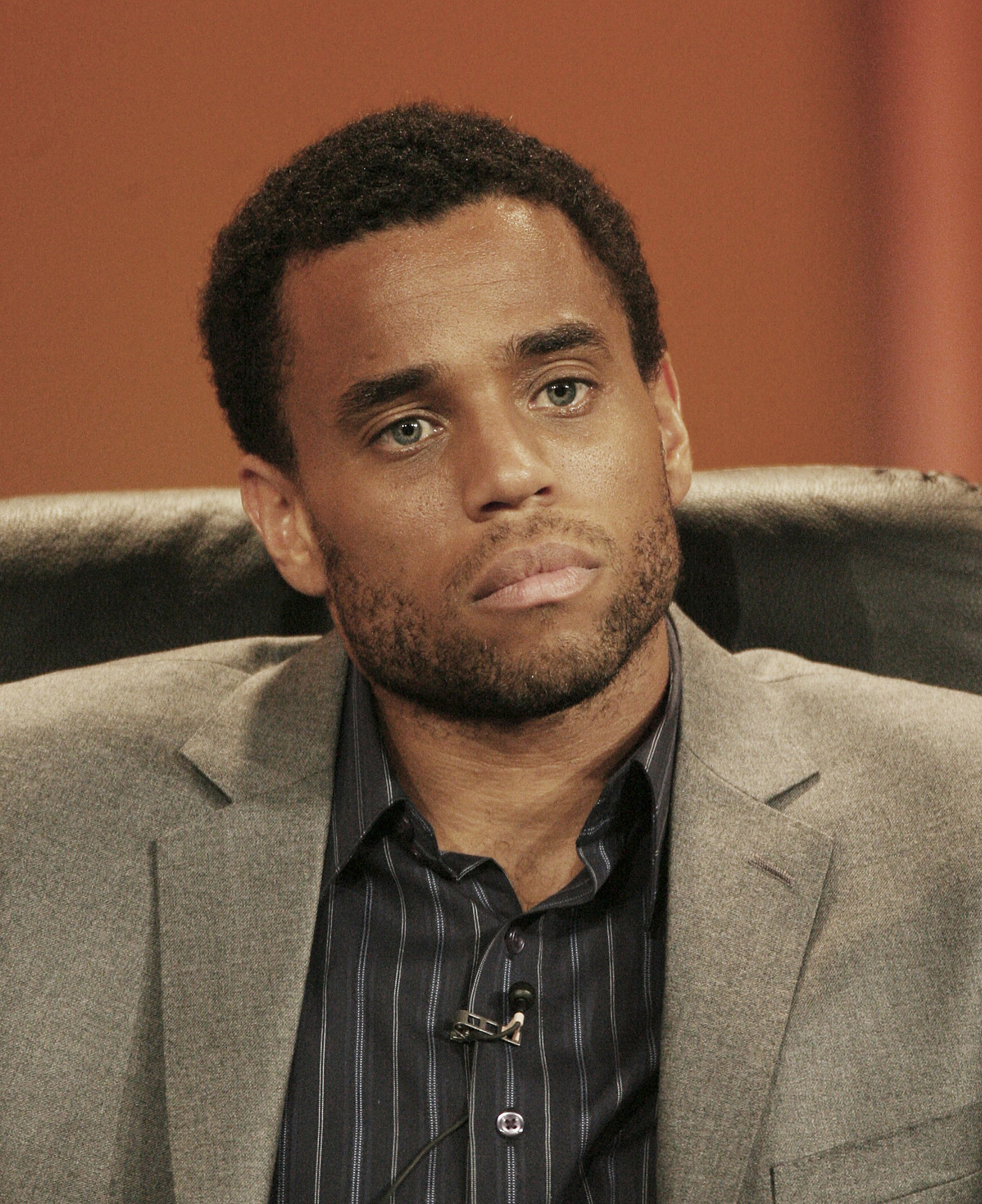 michael ealy and his wife