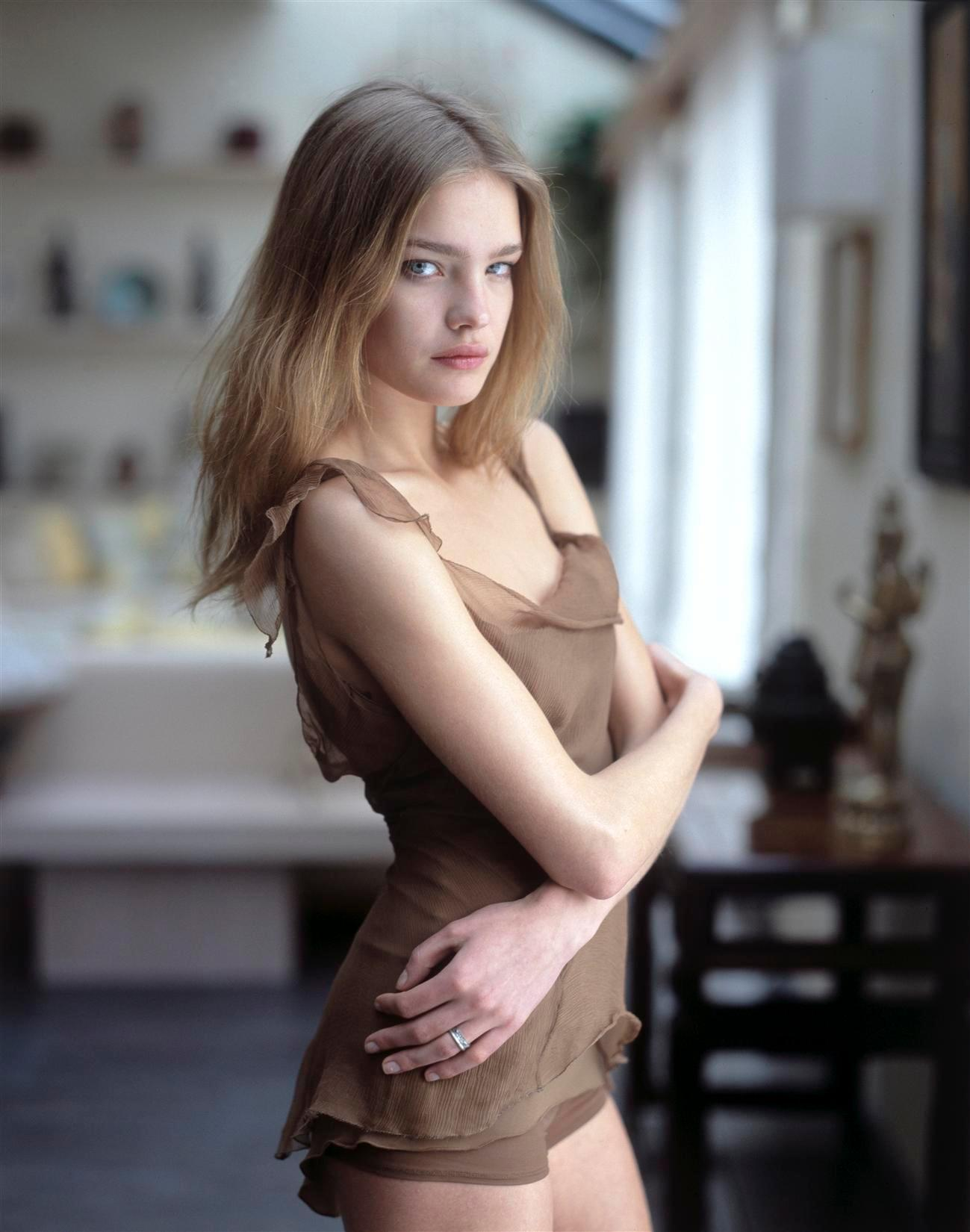 Наталья Водянова фото.