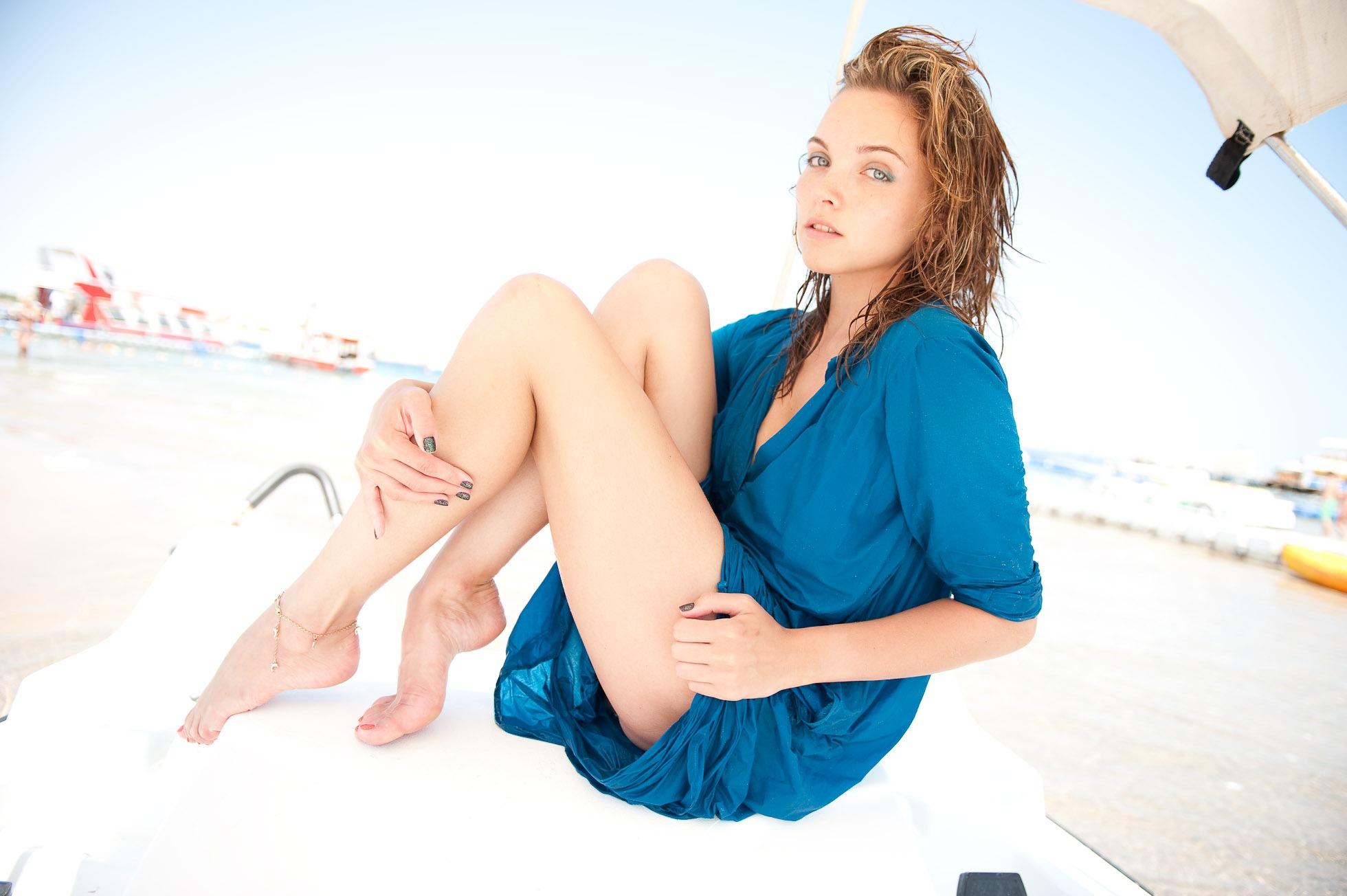 Наталья Земцова (Natalya Zemtcova) полностью обнажённое фото.