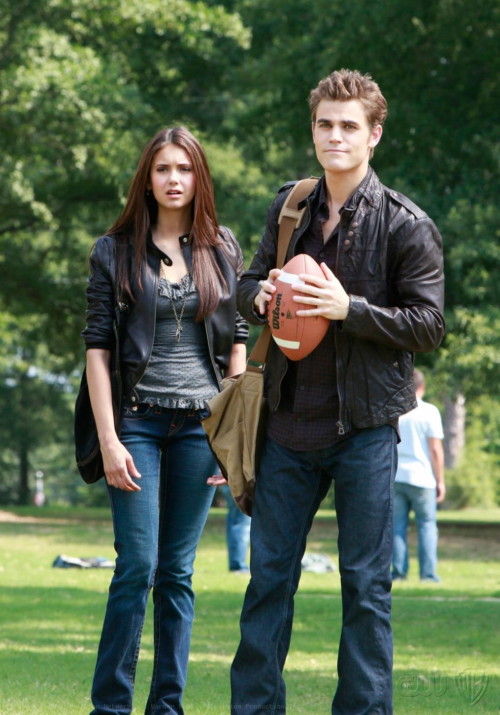 Дневники вампира - The Vampire Diaries фото 219658.