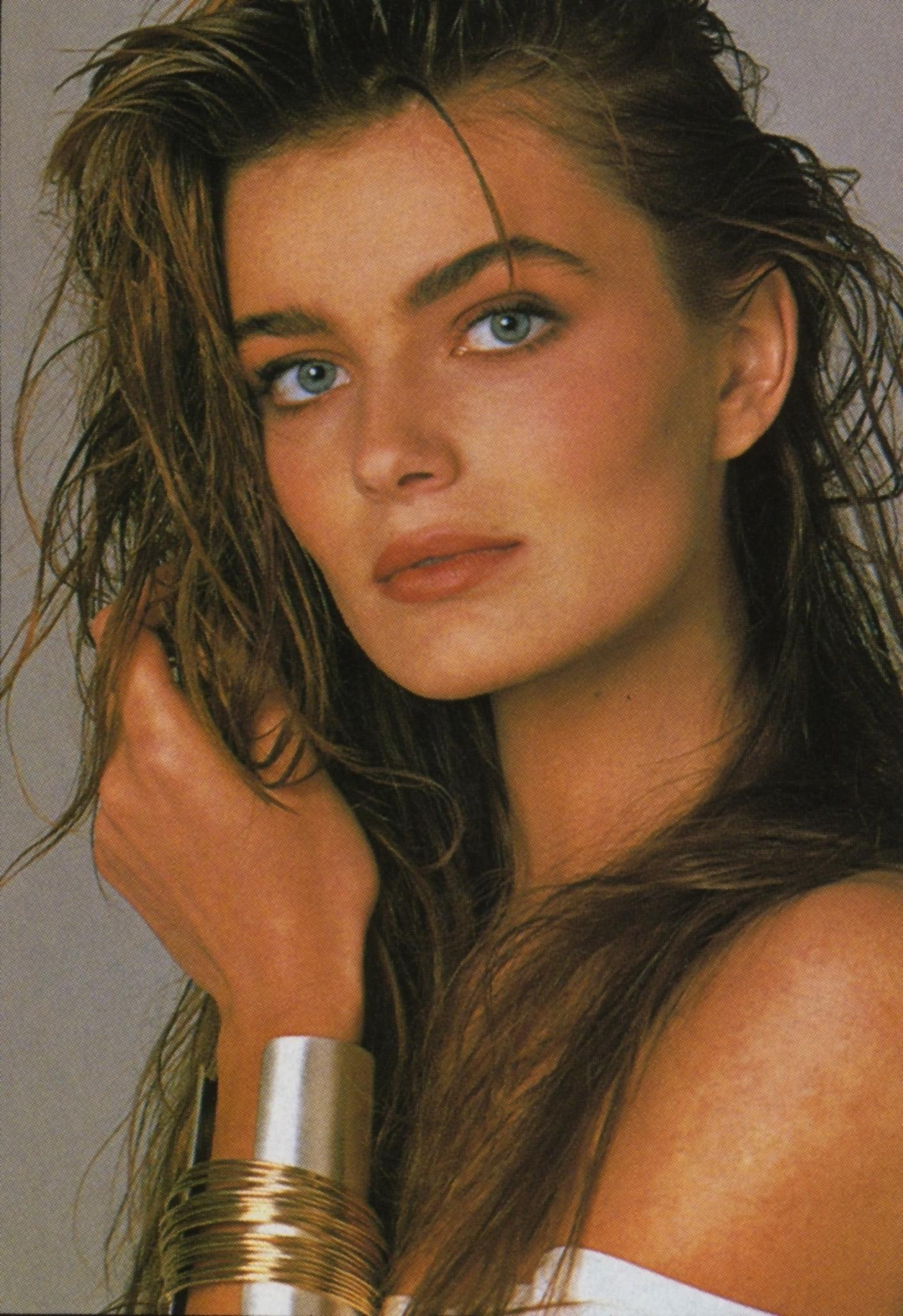 Who Was The Hottest Supermodel From The 80's? (facially
