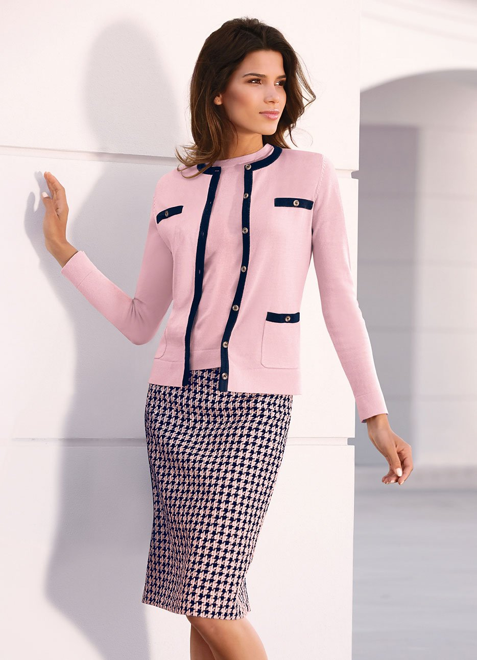 Классическая Женская Одежда