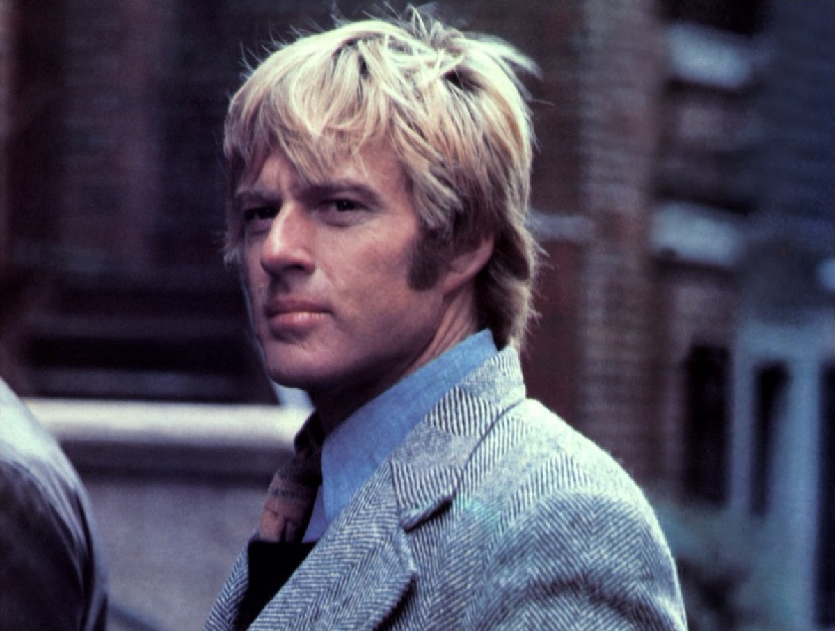robert redford biography