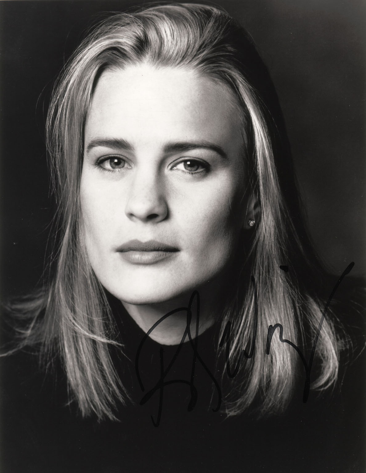 robin wright son