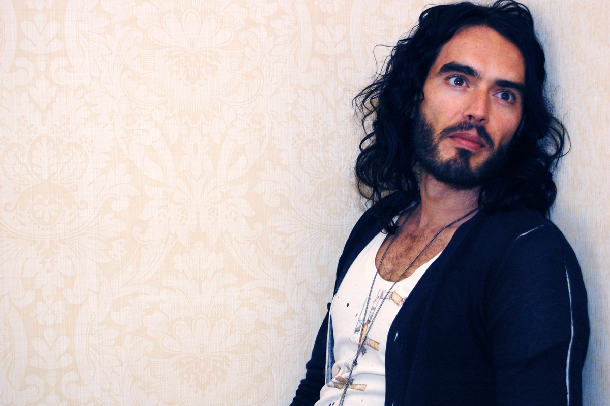 russell brand contact