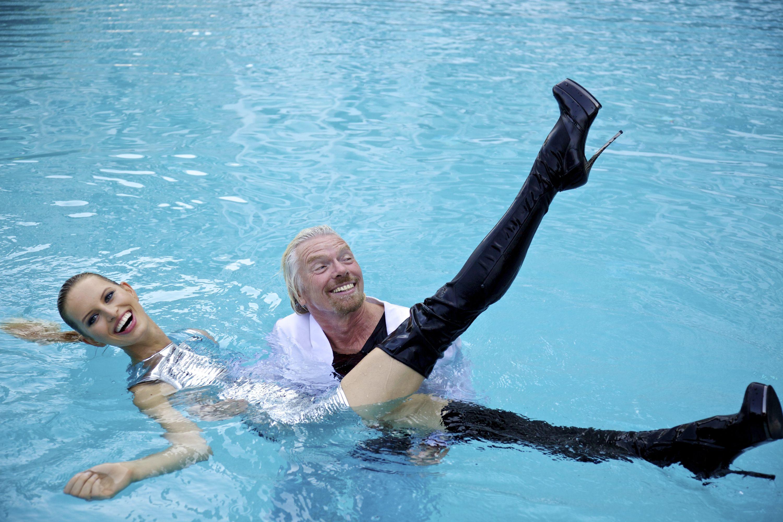 Синхронное плавание голое
