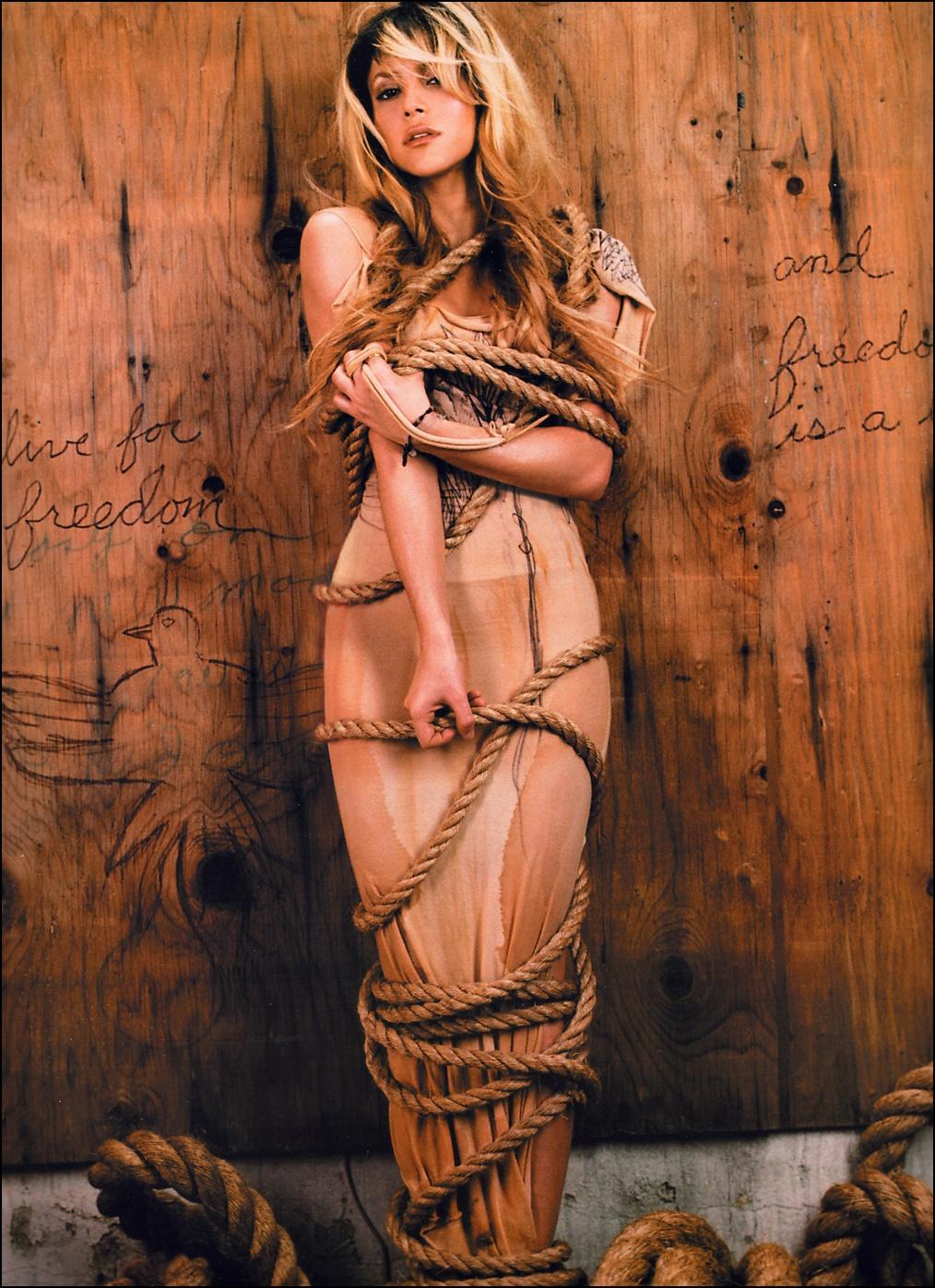 Шакира голая полностью 1 фотография