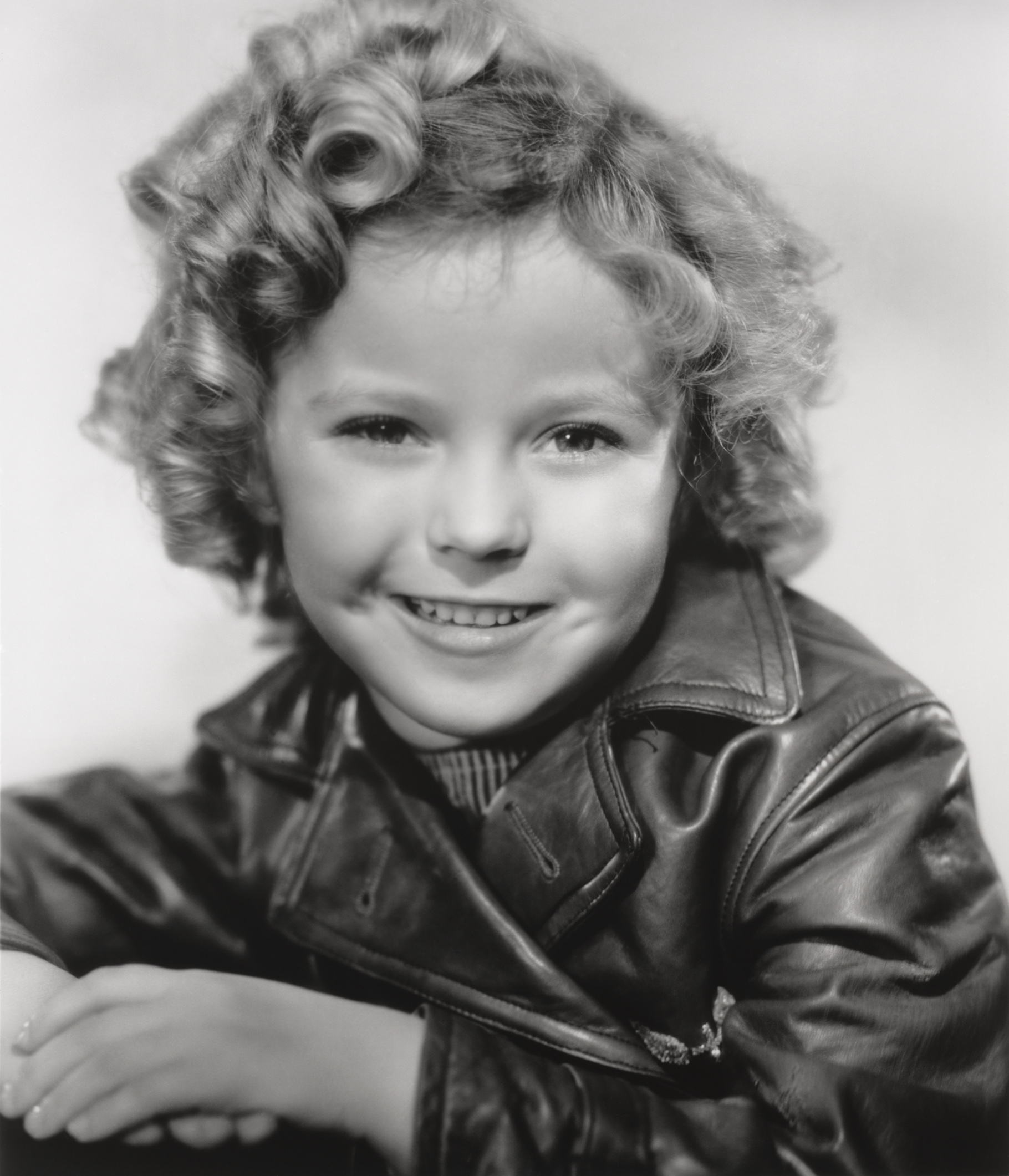shirley temple last interview