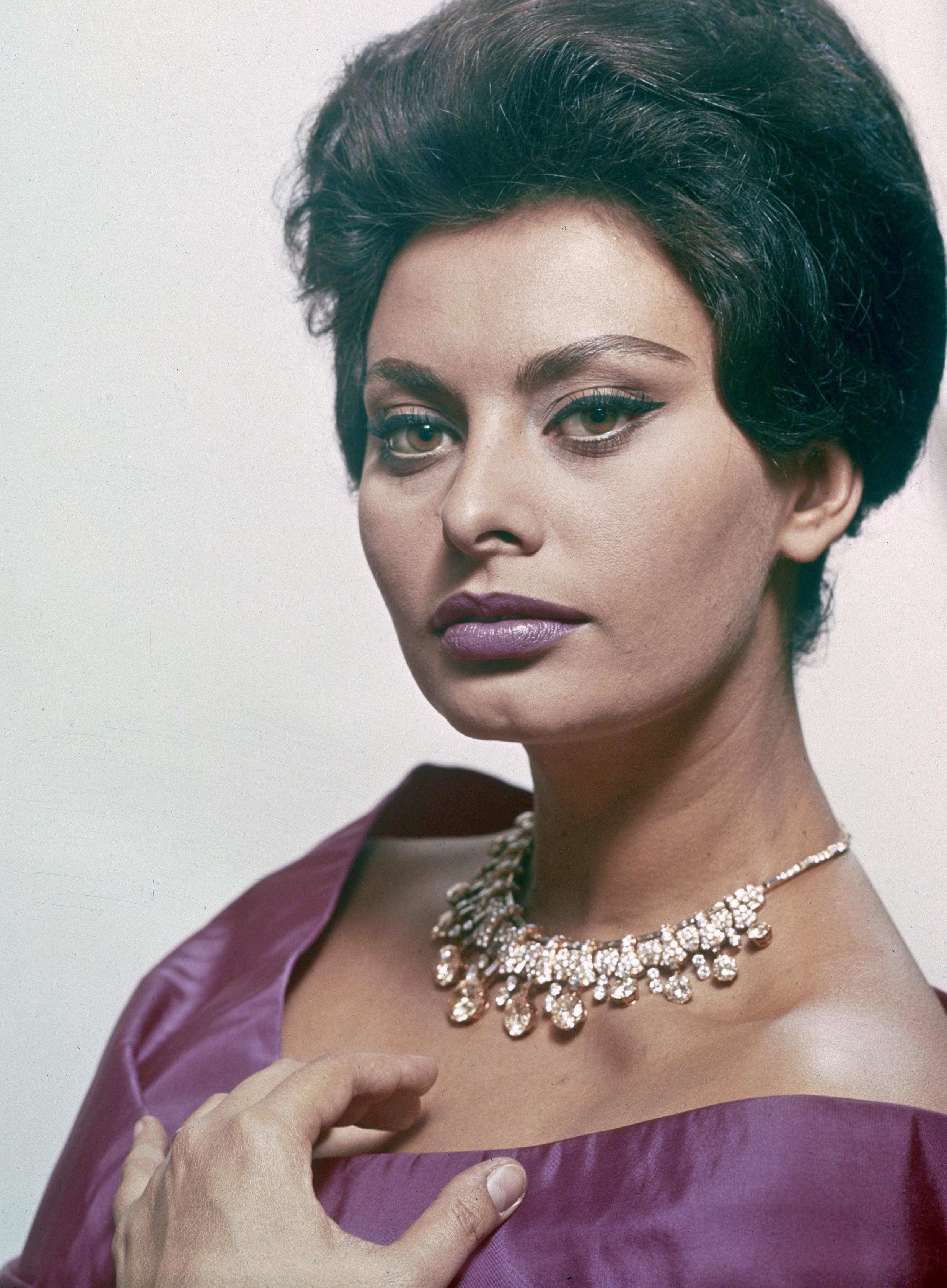 Софи Лорен Sophia Loren фото 482003