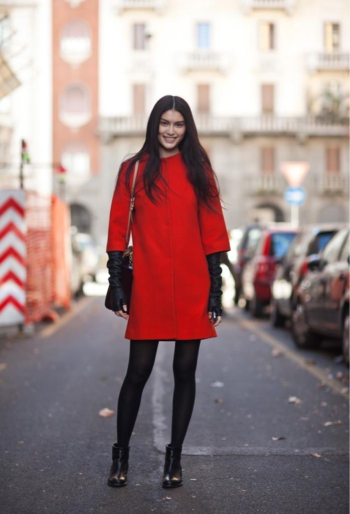 Пальто для невысоких 6