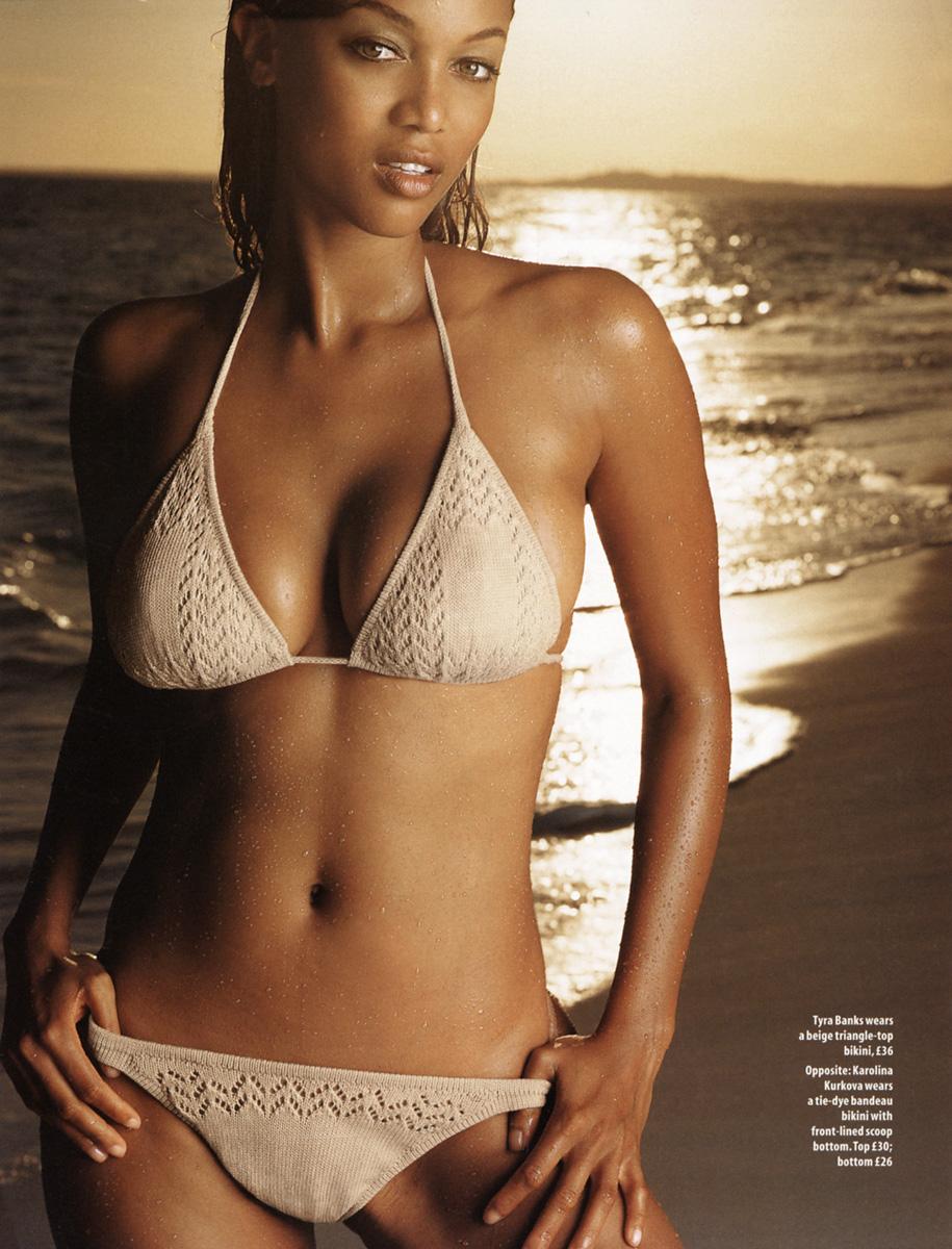 bank bikini picture tyra