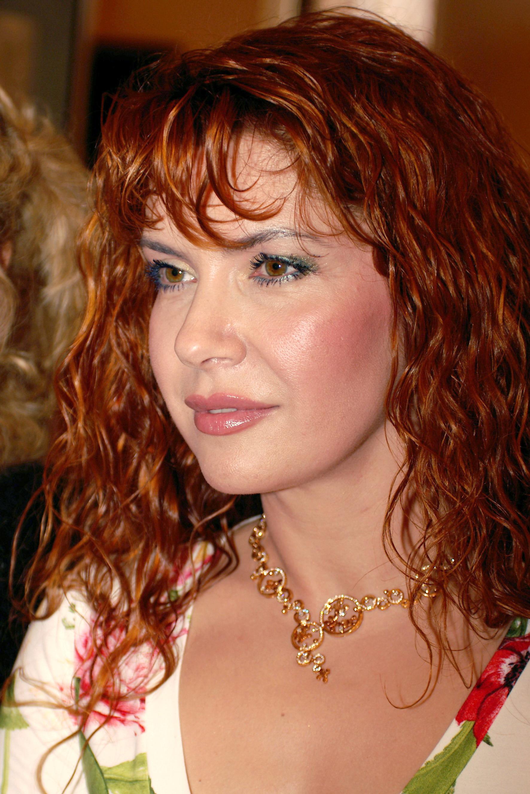 Русская рыжая актриса 6 фотография