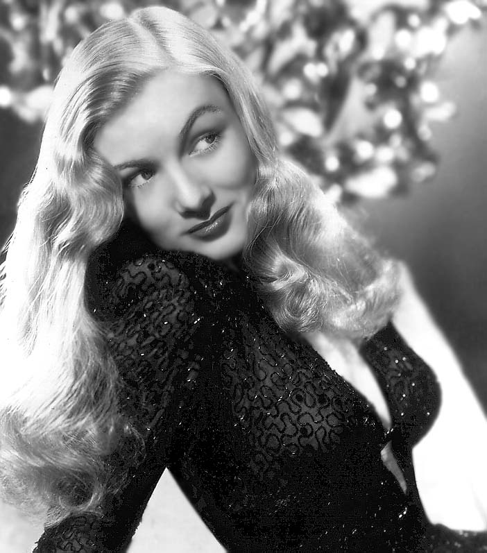 veronica lake hairstyle
