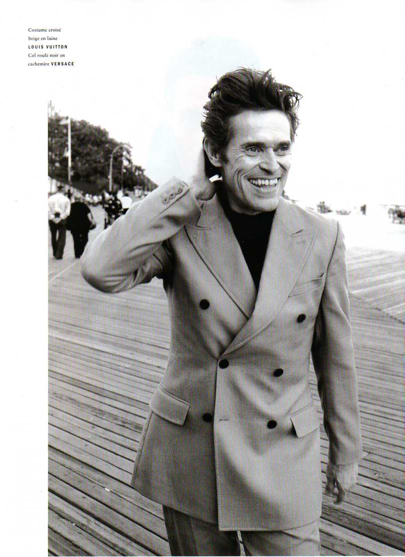 willem dafoe teeth