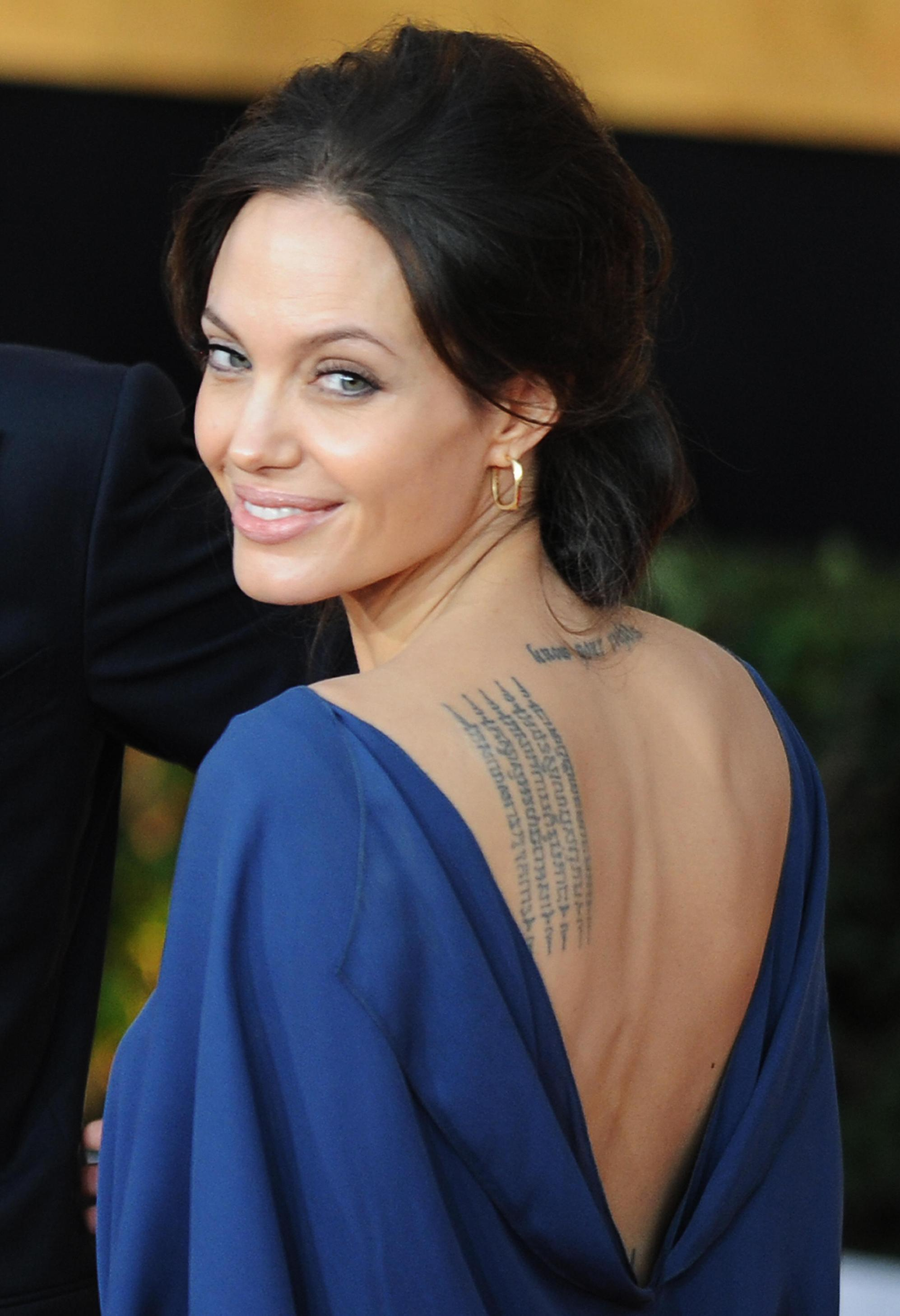Анджелина Джоли (Angelina Jolie) 3348 фото | ThePlace ... анджелина джоли новости