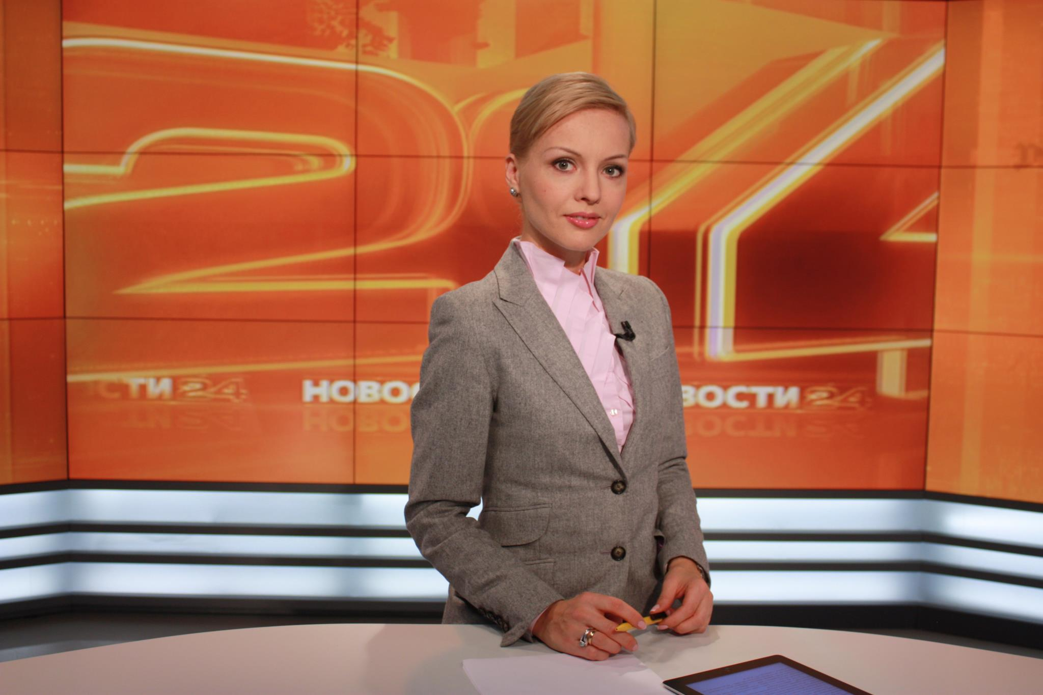 Irina Sashina. Biography of TV host
