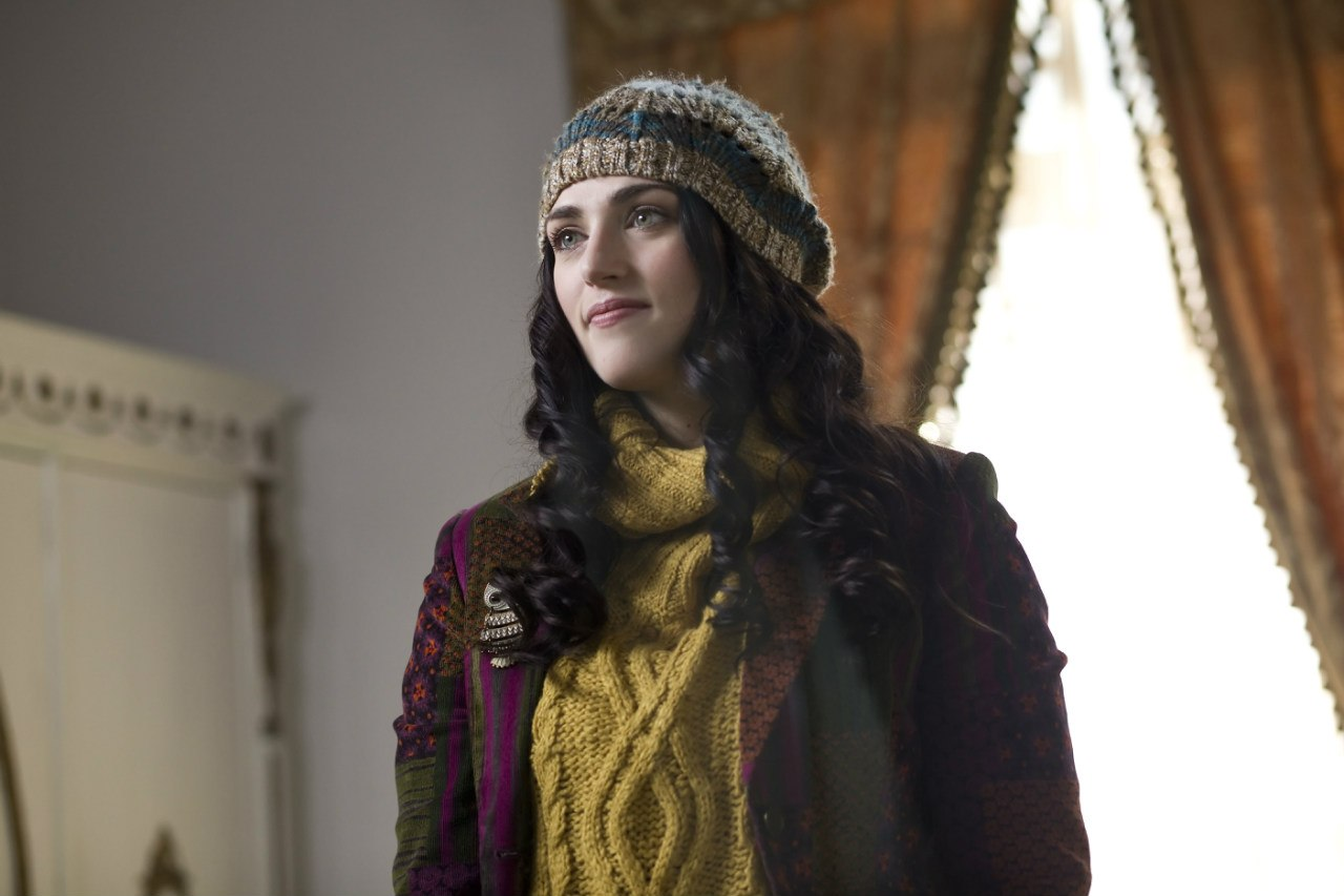 Кэти МакГрэт (Katie McGrath)